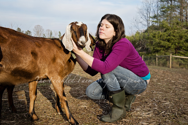 Crystal and Hillary - The Freckled Farm Soap Company Goat Milk Soap