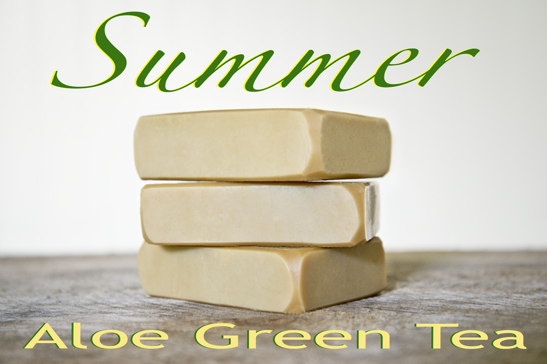 Summer Goat Milk Soap Giveaway from The Freckled Farm Soap Company
