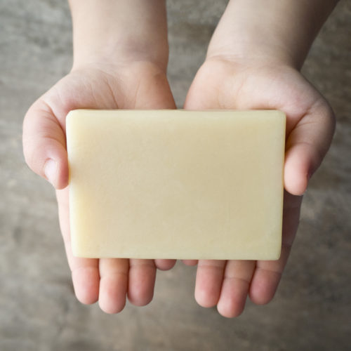 Everyday Use Goat Milk Soap from The Freckled Farm Soap Company in Virginia