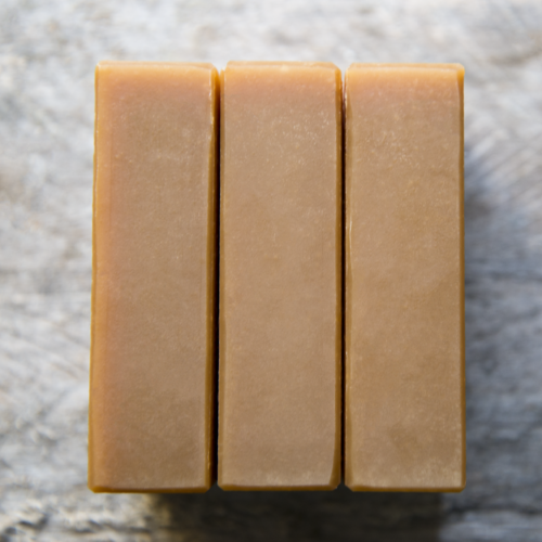 Winter Goat Milk Soap from The Freckled Farm Soap Company