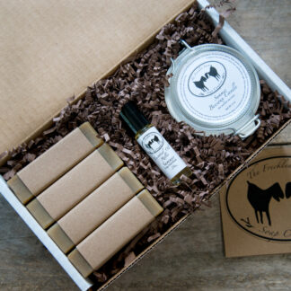 Summer Gift Set from The Freckled Farm Soap Company